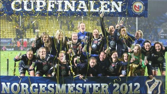 Norgesmester 2012
