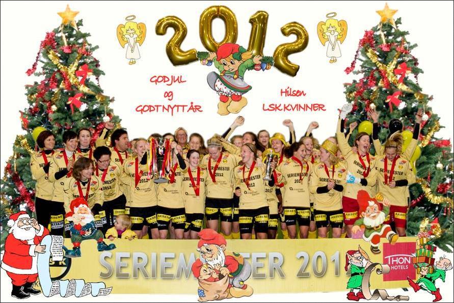 Seriemester 2012