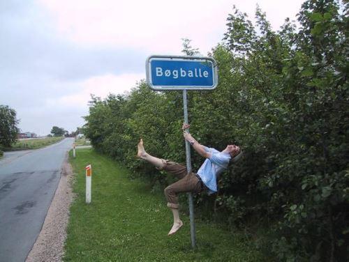 mærkelige danske bynavne