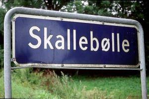 Skallebølle