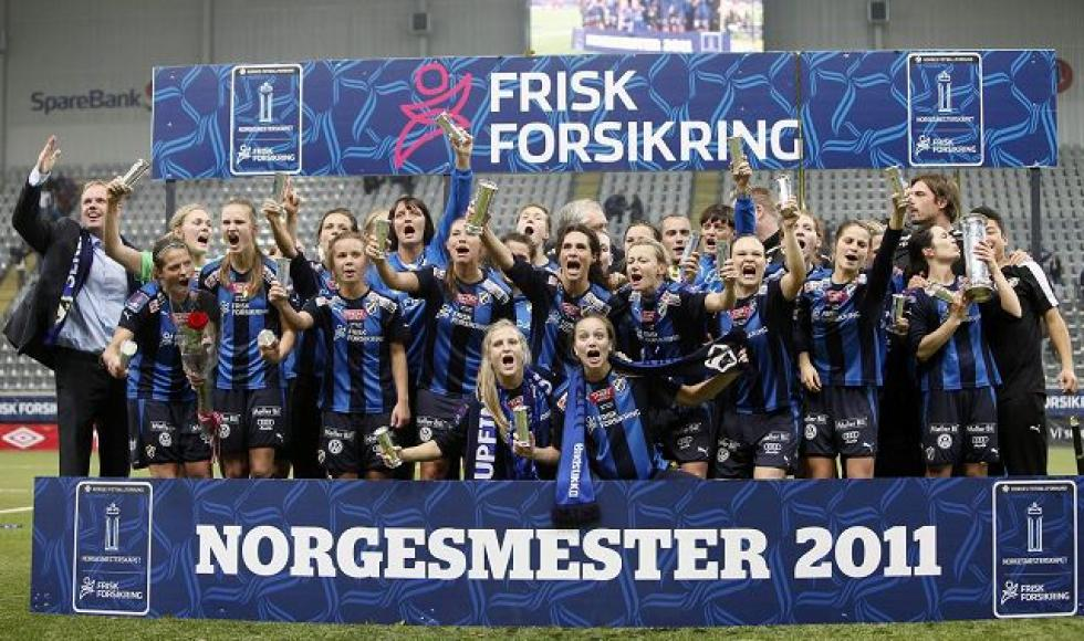Norgesmester 2011